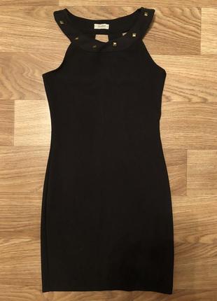 Бандажное платье pull&bear