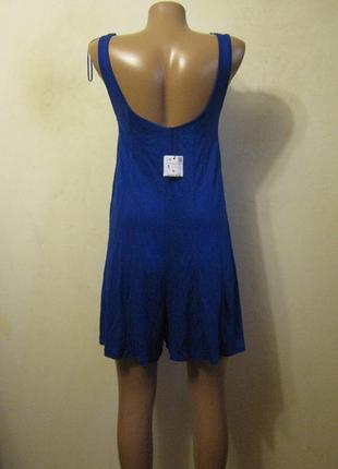 Zara комбинезон - платье  новый размер с - м арт.420