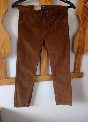 Классны вельветовые брюки на мальчика,фирма kiabi (франция)