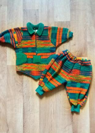 Красивый костюмчик для малыша на прохладную погоду 😍