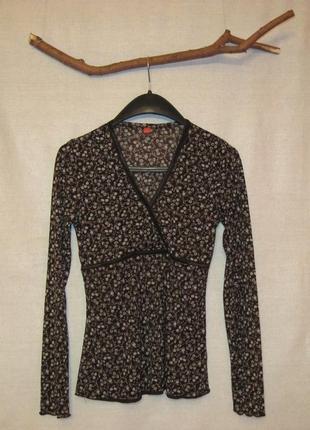 Легкая стильная кофта блуза