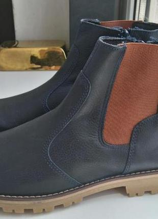 Ботинки ,полу ботинки ,кожа