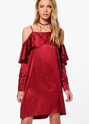 Нова вечірня сукня boohoo
