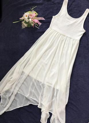 Шикарное платье сарафан h&m