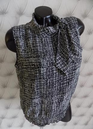 Шикарная офисная блуза