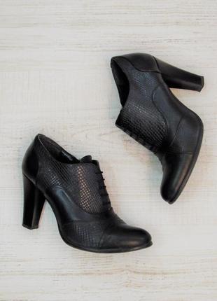 Туфли на каблуках edeo, 38 р.