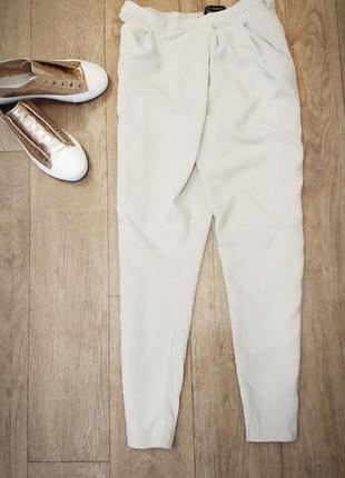 Zara брюки классического кроя