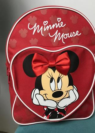 Детский рюкзак minniemouse