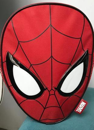 Крутой оригинальный рюкзак spiderman
