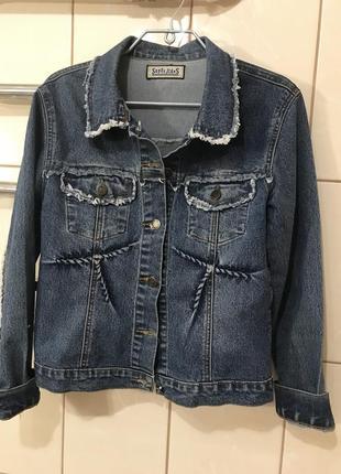 Джинсовая куртка куртка джинсовая италия