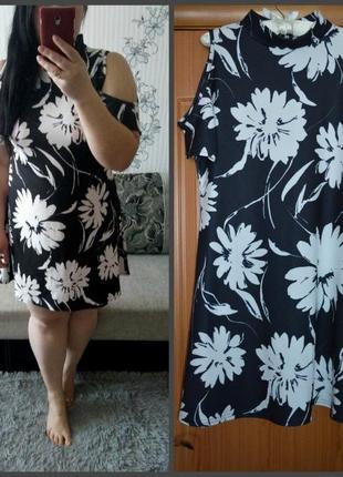 Новое платье (сток) фирмы peacocks, размер 52/54