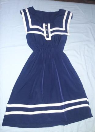 Платье морячки смотри замеры