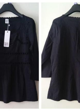 Легкая блуза saint tropez, разм. м