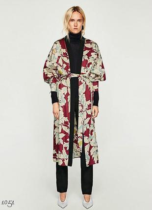 Платье кимоно накидка zara eur-m
