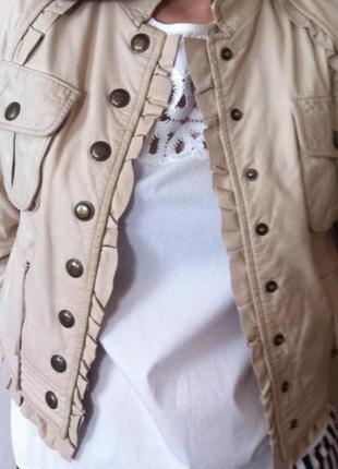 Куртка кожаная  pegasus 46-48