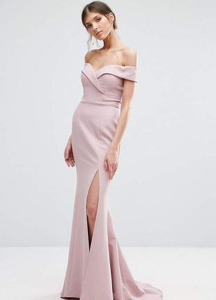 -50%! вечернее платье р. m (роспись, длинное, в пол, свадебное, сукня)