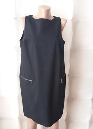 Платье черное next