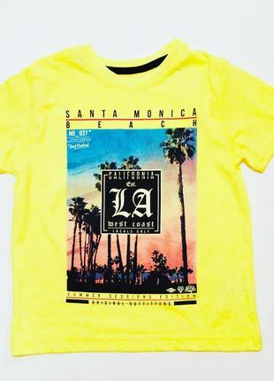 Primark футболка для мальчика 98,104,110,116,122 рост2 фото