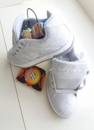 Ковые кроссовки heelys split 770973h
