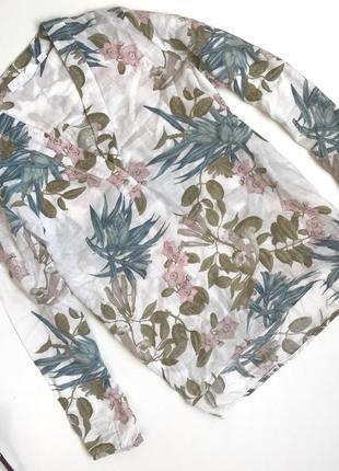 Лёгкая летняя блуза h&m