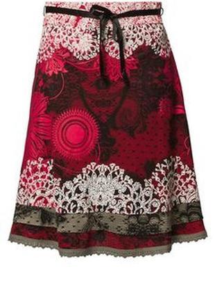 Новая юбка от desigual