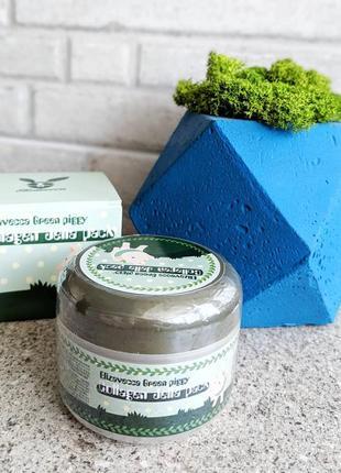 Маска elizavecca face care green piggy collagen jella pack