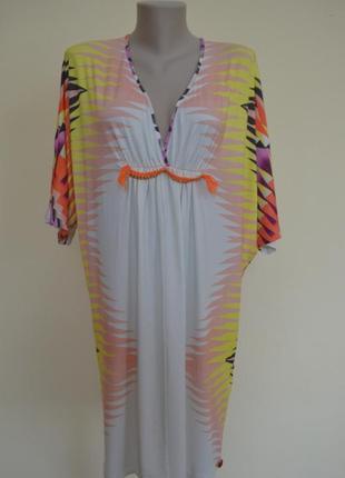 Дизайнерское итальянское платье