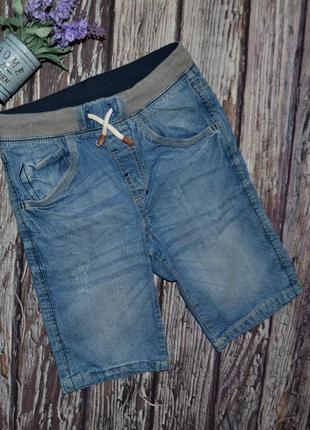 Стильные шорты zara boys 6-7 лет (122)