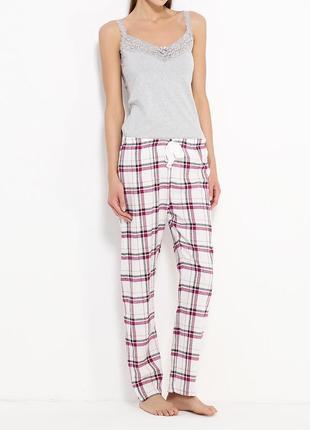Пижама пижамные домашние штаны марки love to lounge