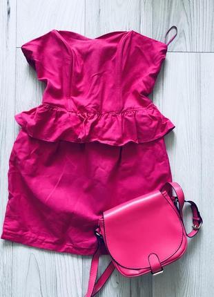 Шикарное платье topshop