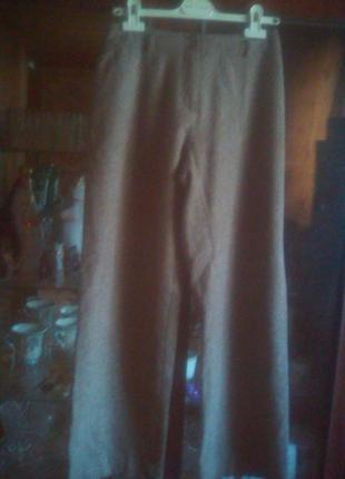 Тёплые брюки колоты пот-31см