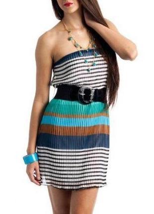 Лёгкое красивое платье