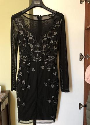 Новое платье lipsy