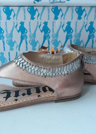 Новые полностью кожаные босоножки-сандалии spirit, р.38,51 фото