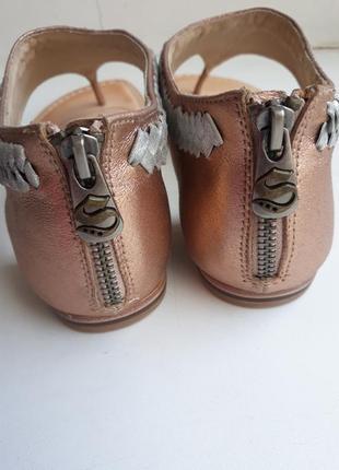 Новые полностью кожаные босоножки-сандалии spirit, р.38,52 фото