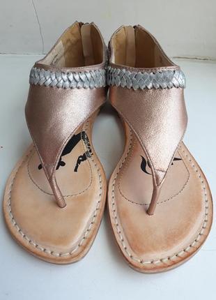 Новые полностью кожаные босоножки-сандалии spirit, р.38,55 фото