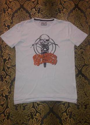 Стильная футболка с черепом jimmy key