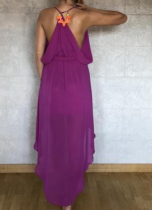 Легкое платье waggon paris