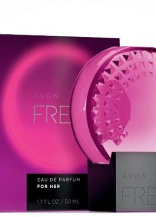 Avon free for her парфюмированная вода