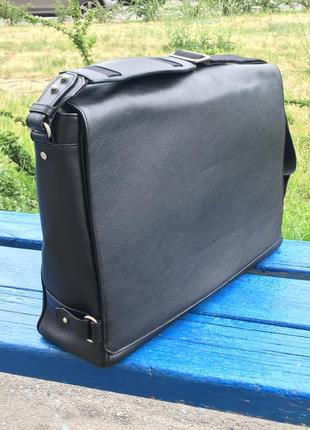 Новая кожаная сумка thomas lyte london оригинал ручная работа лимитированая серия