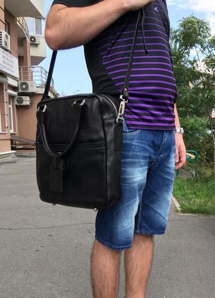 Новая сумка кожаная marc o'polo оригинал