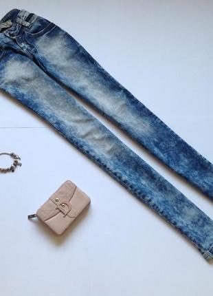 Синие прямые джинсы варенки. смотрите мои объявления!