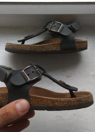 71d47e2d3 Продам кожаные детские босоножки сандали kipling 26-27р, цена - 299 ...