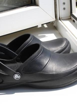 Женские сабо кроксы crocs 36 размер (оригинал)
