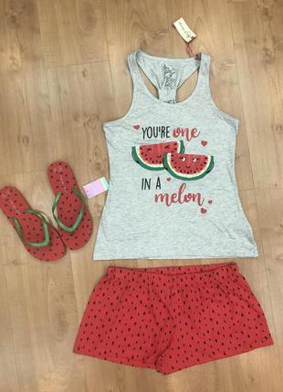 Мега модная летняя пижама 🍉🍉🍉