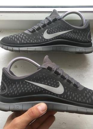 Продам спортивные кроссовки nike free run 3.0 38р