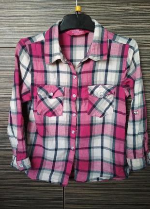 Рубашка на 4-5 л