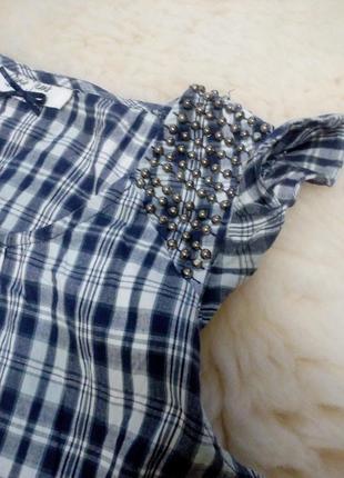 Блузка на лето, 100 хлопок