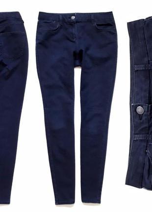 Cтрейчевые джинсы с высокой посадкой от marks and spencer