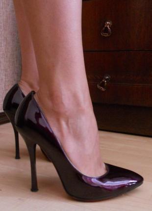 Нарядные туфли basic editions, оригинальные